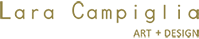 Lara Campiglia – Art & Design Logo